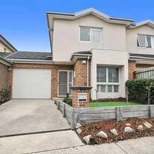 Rental info for Immaculate townhouse in a gold star location
