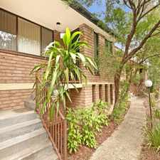 Rental info for Quiet location, Short Walk To Epping Boys High School in the Sydney area
