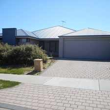 Rental info for LOVELY, VERY SPACIOUS 4x2 HOME in the Baldivis area