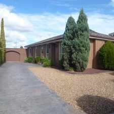 Rental info for Immaculate Home in the Craigieburn area