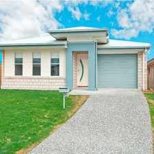 Rental info for A TOUCH OF CLASS IN LOGAN RESERVE! in the Brisbane area