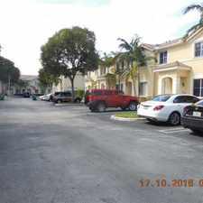 Rental info for 6942 Northwest 177th Street