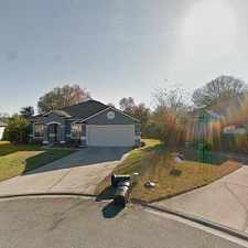 Rental info for Single Family Home Home in Jacksonville for For Sale By Owner in the Otis area