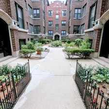 Rental info for W Fullerton Pkwy & N Cambridge Ave in the Lincoln Park area