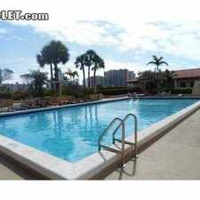 Rental info for $3500 2 bedroom Apartment in Sunny Isles Beach in the Sunny Isles Beach area