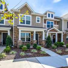 Rental info for 2517 River Trail Dr
