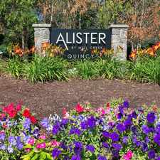 Rental info for Alister Quincy in the Quincy area