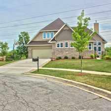 Rental info for 3829 Gladstone Drive