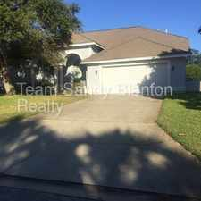 Rental info for Beautiful three bedroom two bath home in Navarre in the Navarre area