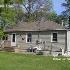 Rental info for 2124 Baker Trail