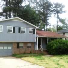 Rental info for 2979 Lakeridge Drive Southeast