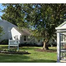 Rental info for Ingleside Square Apartments in the Chesapeake area