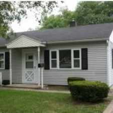 Rental info for 3-Bedrom, 2 Bath, Family Room House with 2 Car Garage. Also, close to Rantoul bus route stop.