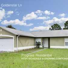 Rental info for 12013 Goldenstar Ln