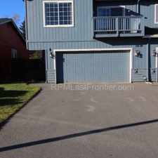 Rental info for Spacious 3bd/2ba townhouse in South Anchorage