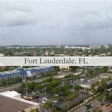 Rental info for Amazing 1 bedroom, 1.50 bath for rent in the Galt Mile area