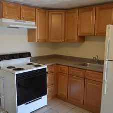 Rental info for 855 Providence Street