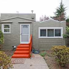 Rental info for Charming Berkeley Cottage for Rent in the 94702 area