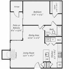 Rental info for 1005 Jamie Brooks Lane