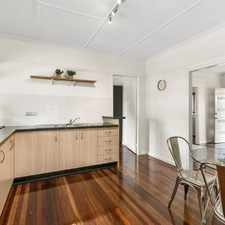 Rental info for Convenient, Comfortable and Charming - Welcome to 12 Jersey Street in the Brisbane area