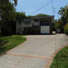 Rental info for SPACIOUS FAMILY HOME IN MANLY WEST in the Lota area