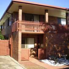 Rental info for BURPENGARY TWO STOREY HOME WITH A POOL in the Morayfield area