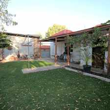 Rental info for CONVENIENTLY CENTRAL & FULLY FURNISHED in the Wagga Wagga area