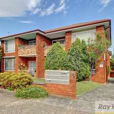 Rental info for In the Heart of Oatley Village - with Fresh Paint and New Carpet in the Sydney area