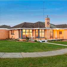 Rental info for Stunning Home in Fabulous Location in the Wendouree area