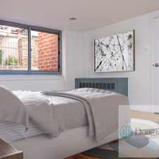 Rental info for Thompson St & W 3rd St in the SoHo area