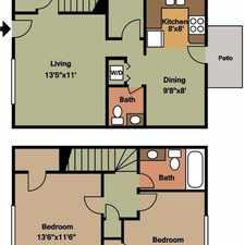 Rental info for 2 bedrooms Apartment in Auburn. Parking Available!