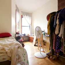Rental info for 763 Saint Johns Place #2M in the Crown Heights area