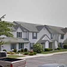 Rental info for 3 bedrooms Townhouse - Located in the center of Milford, Delaware.