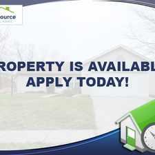 Rental info for 1037 Hamlin Drive