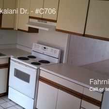 Rental info for 95-269 Waikalani Dr.