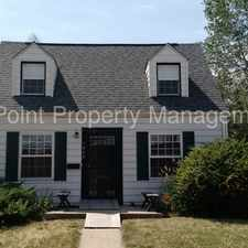 Rental info for Adorable 2 Bed 2 Bath Near Regis University in the Chaffee Park area