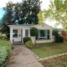 Rental info for Fantastic home with new windows and central heat and AC. Pet Considered