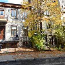 Rental info for 2071 Rue Clark in the Plateau-Mont-Royal area