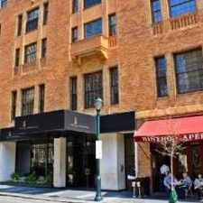 Rental info for 225 South 18th Street in the Rittenhouse Square area