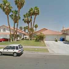 Rental info for Single Family Home Home in El centro for For Sale By Owner