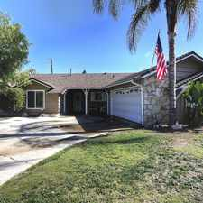 Rental info for Charming 3 Bedroom Home in the Anaheim area