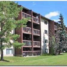 Rental info for Lorelei House in the Edmonton area