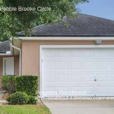 Rental info for 3942 Pebble Brooke Circle