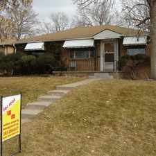 Rental info for 1654 S Josephine Street Denver, CO 80210 - UNDER CONTRACT