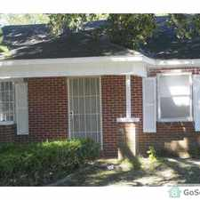 Rental info for 3 Bedrooms/1 full Bath home with Central Heat and Air. Large bonus room.