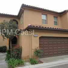 Rental info for Model Townhome! Gourmet Kitchen! Attached Garage! in the Yorba Linda area