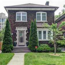 Rental info for Bloor St W in the High Park-Swansea area