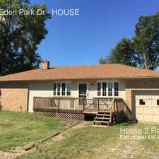Rental info for 3109 Eden Park Dr