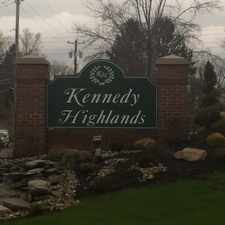 Rental info for Kennedy Highlands