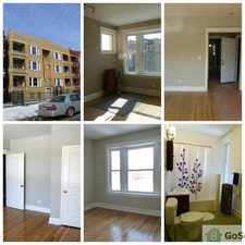 Rental info for Newly Renovated 3bdrm with private Balcony and Stainless Steel Appliances in the Chicago area